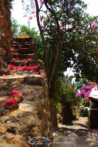 I gradini di Alicudi