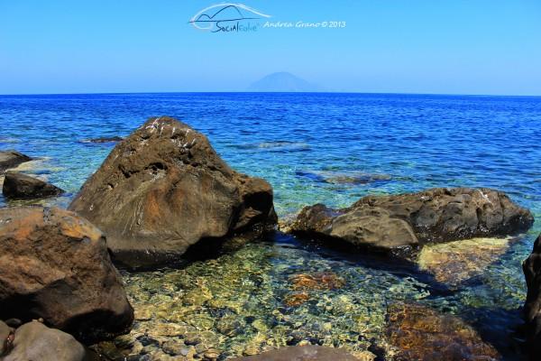 Il mare delle Eolie